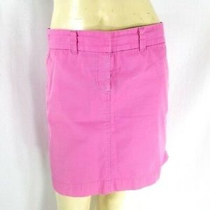 lilly pulitzer pink skirt 4